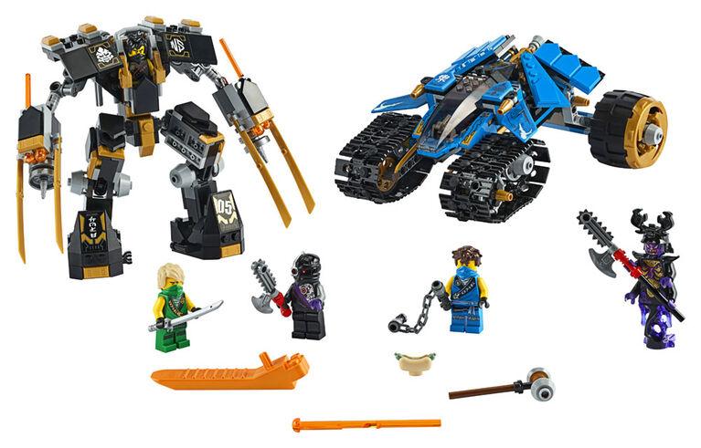 LEGO Ninjago Thunder Raider 71699