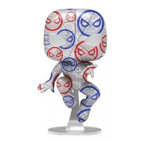 Figurine en Vinyle Spider-Man par Funko POP! Marvel Patriotic Age - Notre exclusivité