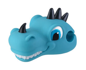Blue Dino Scooter Head