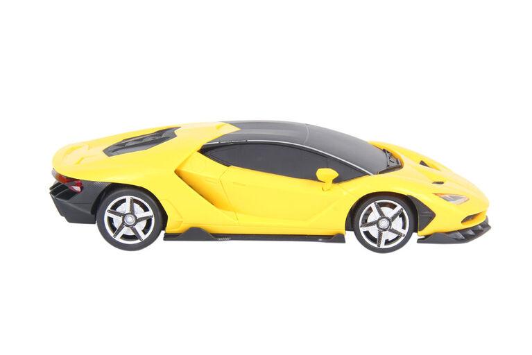 Braha - Lamborghini Centenario - Yellow