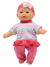 You & Me - Cuddly Baby with Sounds - Styles May Vary - R Exclusive
