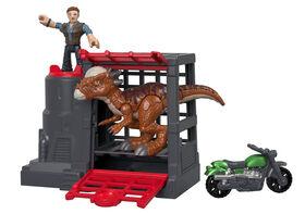 Fisher-Price - Imaginext - Jurassic World - Stygimoloch et Owen