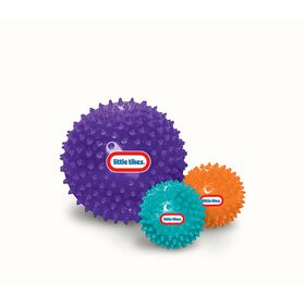 Little Tikes - Grip n' Roll Balls 3 Pack