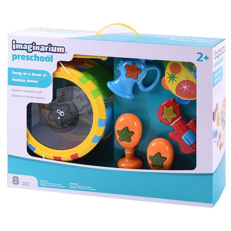 Imaginarium Preschool - Party in A Drum Jr.