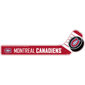 NHL WiperTag Montreal Canadiens - Édition anglaise