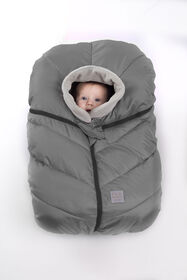 7 AM Enfant Car Seat Cover - Cocoon/Grey