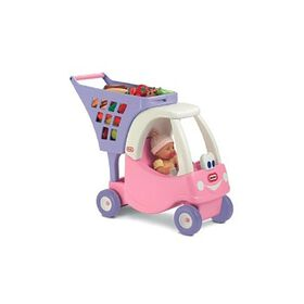 Little Tikes - Princess Cozy Shopping Cart