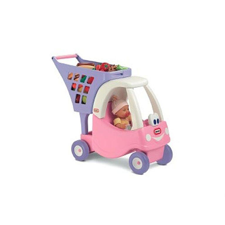 Little Tikes - Chariot Cozy de princesse.