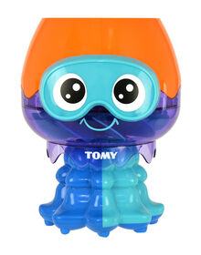 TOMY Splash & Spin Jelly Fish Bath Toy