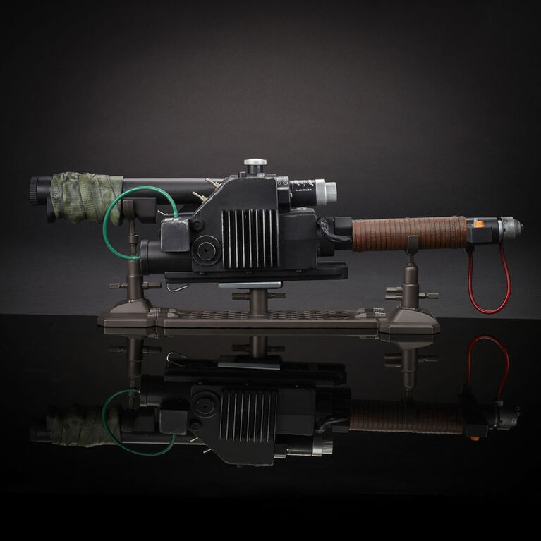 Ghostbusters Plasma Series Spengler's Neutrona Wand Premium Collectible Ghostbusters: Afterlife Roleplay Toy - R Exclusive