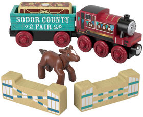 Fisher-Price Thomas & Friends Wood Rosie's Prize Pony