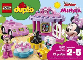 LEGO DUPLO Disney TM La fête d'anniversaire de Minnie 10873