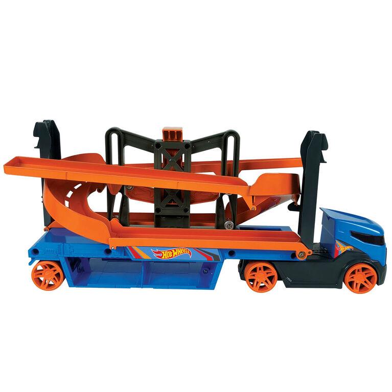 Hot Wheels Lift & Launch Hauler