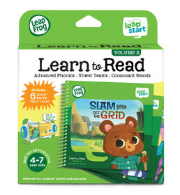 LeapFrog LeapStart Learn to Read Volume 2 - Activity Book - English Edition