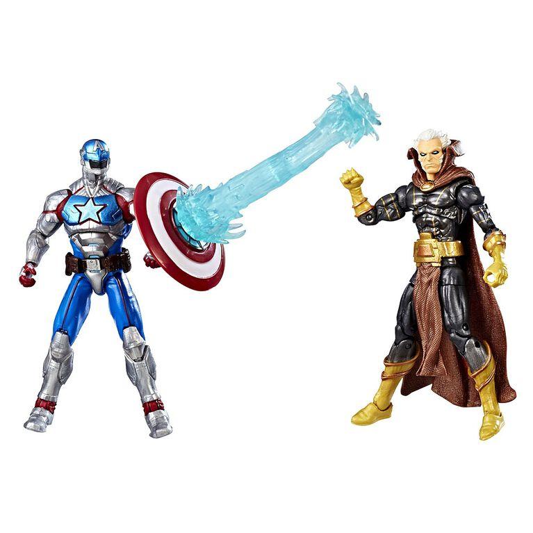 Marvel Gamerverse Marvel: Contest of Champions Marvel's The Collector vs. Civil Warrior 2-pack