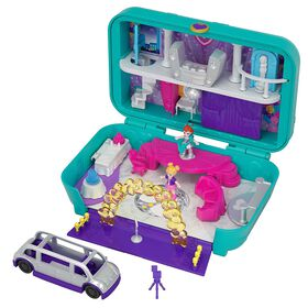 Polly Pocket Hidden Places Dance Par-taay Case