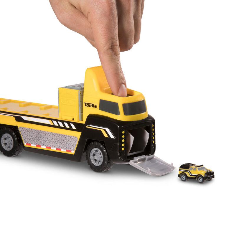 Tonka Tinys Car Carrier