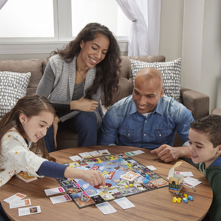 Monopoly Toy Story Game