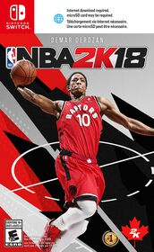 Nintendo Switch - NBA 2K18 Early-Tip Off