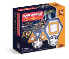 Magformers Coffret XL Cruiser