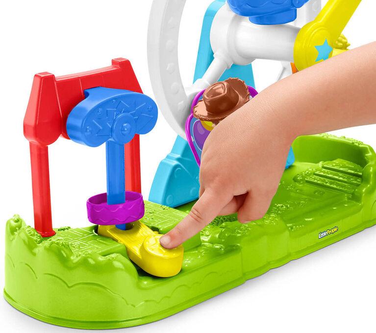 Little People Disney Pixar Toy Story Ferris Wheel Playset