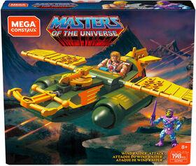 Mega Construx - Masters of the Universe - Attaque du Wind Raider