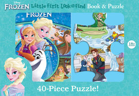 Phoenix - Little First Look and Find Activity Book and 40-Piece Puzzle - English Edition