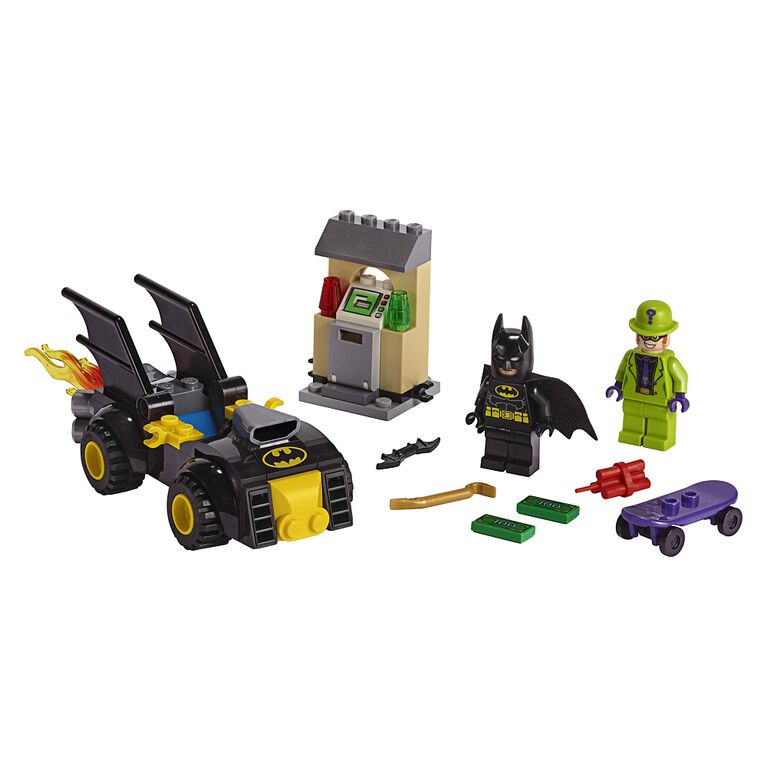 LEGO Super Heroes Batman vs The Riddler Robbery 76137