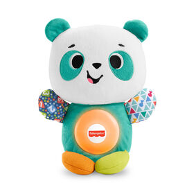Fisher-Price Linkimals Play Together Panda French Edition