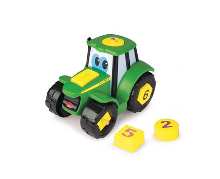 John Deere Learn N Pop Johnny