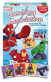 Ravensburger - Marvel jeu d'association