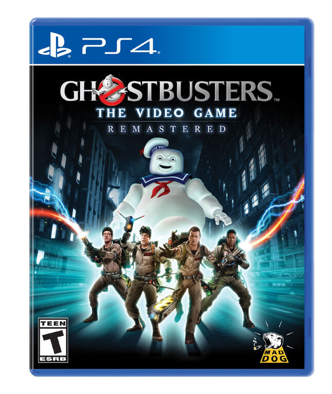 Playstation 4 - Ghostbusters Video Game Remastered