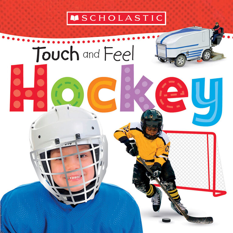 Early Learners Touch And Feel Hockey