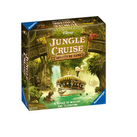 Ravensburger - Disney Croisière dans la jungle: Le jeu d'aventure - Édition anglaise - Notre exclusivité