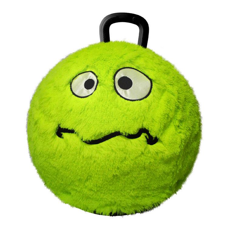 Ballon-Sauteur En Peluche Monstre