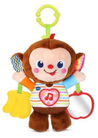 VTech Cuddle & Swing Monkey - English Edition