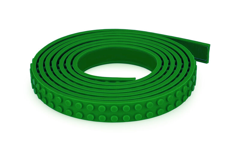 Mayka Toy Block Tape 2 Stud 656 ft - Dark Green