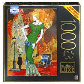 Big Ben, Puzzle de 1 000 pièces, Soirée en ville