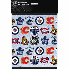 NHL Fans Loot Bags, 8 pieces