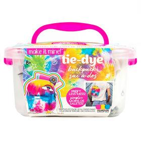 Make It Mine Tie Dye Backpack Tub - R Exclusive