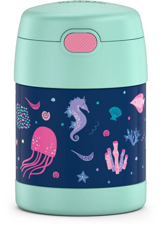Thermos FUNtainer Food Jar, Ocean, 290ml