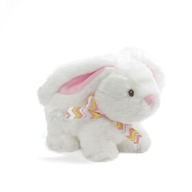 G By GUND Easter Plush Bunny White, 7""