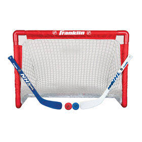 NHL - Goal, Stick and Ball Set