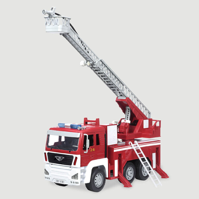 Driven, Fire Truck with Lights and Sounds