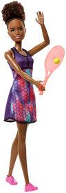 Barbie Careers Tennis Player Doll
