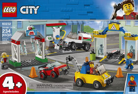 LEGO City Town Garage Center 60232