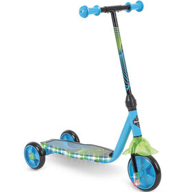 Huffy Neowave - 3-Wheel Light-Up Scooter - Blue - R Exclusive