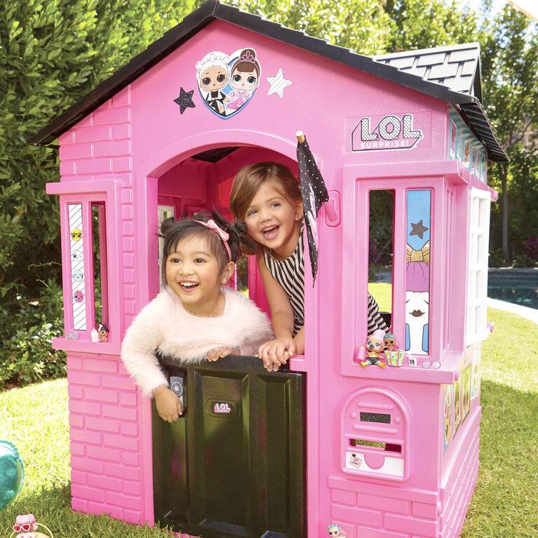 Maisonnette scintillante pour l'intérieur et l'extérieur LOL Surprise!