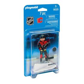 Playmobil - NHL Calgary Flames Player