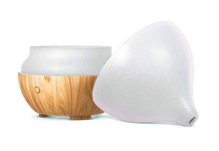 Mogu Spara 100ML Aromatherapy Diffuser - Wood Finish